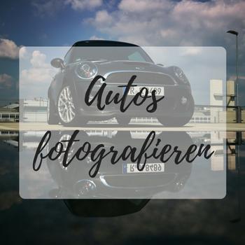 Autos fotografieren: Meine 5 Tipps