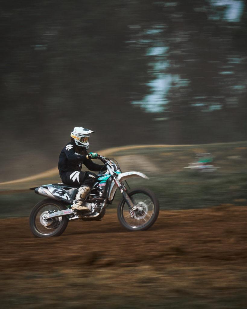 Motocross Mitzieher 1/80s