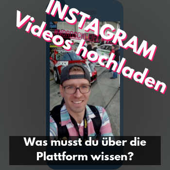 Instagram Videos hochladen Tutorial
