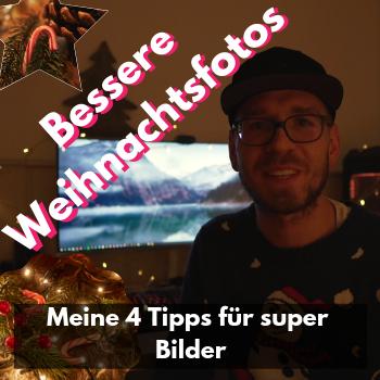 Bessere Weihnachtsfotos – 4 Tipps
