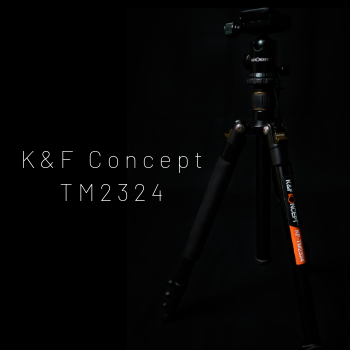 K&F Concept Stativ TM2324 – Tolles Reisestativ