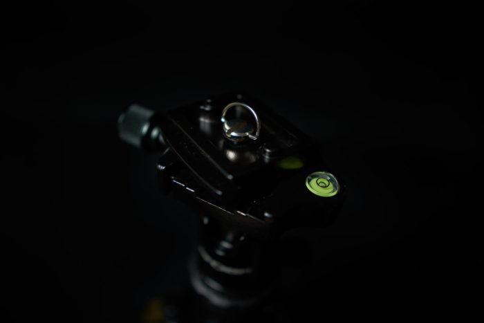 K&F Concept Stativ - Wasserwaage und Schnellwechselplatte