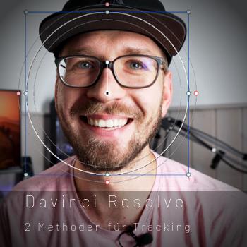 Davinci Resolve Tracking: 2 Möglichkeiten